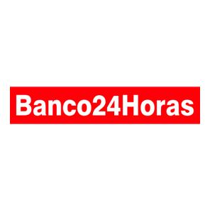 Saques em caixas eletrônicos da rede Banco24horas