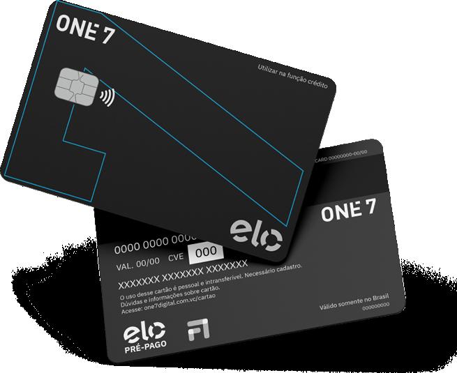 Chegou o cartão One7 Único, como sua empresa